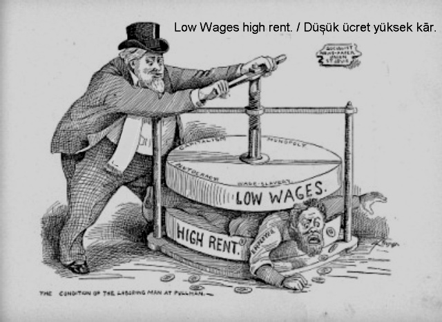 an analysis of capitalisms exploitation of immigrants Why corporate democrats do not support immigrant justice that set the capitalist allowing for the exploitation and oppression of immigrants.